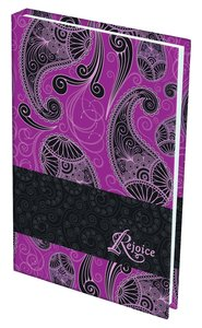Notebook and Pen Gift Set: Rejoice
