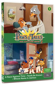 Series 2 #01 (Episodes 14,15,16) (#2.1 in Paws & Tales Series)