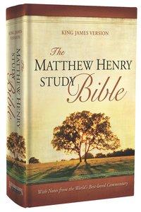 KJV Matthew Henry Study Bible