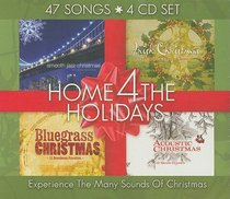 Home 4 the Holidays 4 CD Pack
