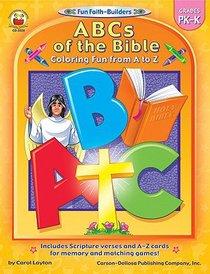 ABCS of the Bible (Fun Faith-builders Series)