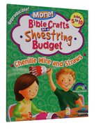 Chinelle Wire and Straws (Reproducible, Ages 5-10) (Bible Crafts On A Shoestring Budget Series)