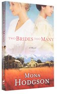 Sinclair Sisters #01: Two Brides Too Many (#01 in Sinclair Sisters Of Cripple Creek Series)