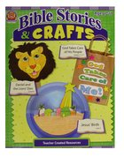 Bible Stories & Crafts: God Takes Care of Me (Teacher Created Resources Series)