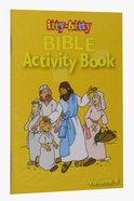 Activity Book (Volume 4) (#04 in Itty Bitty Bible Series)