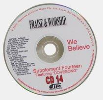 Rcm Volume C: Supplement 14 We Believe (2 Cds) (623-641)