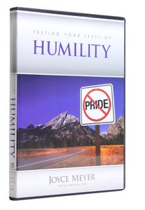 Testing Your Level of Humility (60 Minutes)