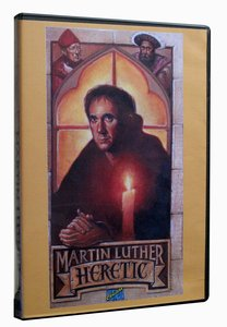 Martin Luther Heretic