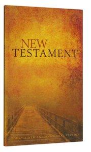 TNIV New Testament Paperback: Holy Bible Cover