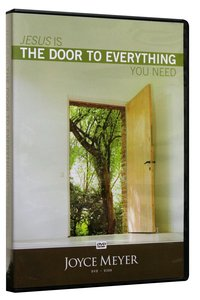 Jesus is the Door to Everything (1 Disc)