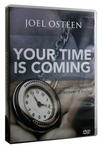 Your Time is Coming/Free to Worship (Joel Osteen Pack Series)