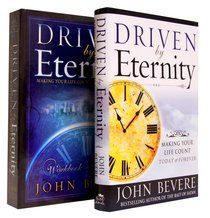 Driven By Eternity and Devotional Workbook