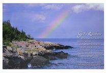 Poster Small: Gods Rainbow