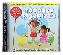 Kids Praise! Toddler Favourites