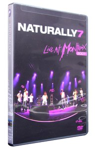 Naturally 7: Live in Montreux 2007
