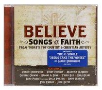 Believe: Songs of Faith