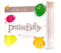 Praise Baby Collection 4 CD Gift Set (Praise Baby Collection Series)
