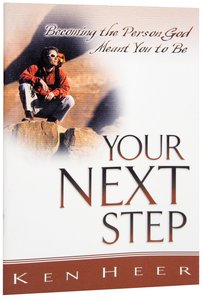 Your Next Step (Good Start Series)