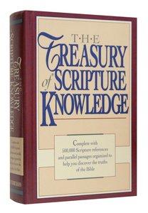 The Treasury of Scripture Knowledge
