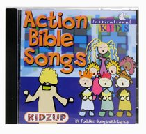Kidzup: Action Bible Songs