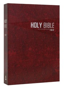TNIV Compact Bible Red