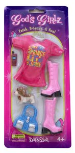 Gods Girlz Accessory Set B