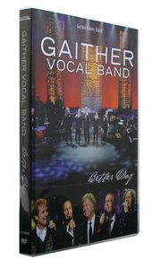San Antonio Volume 2 - Better Day (Gaither Vocal Band Series)