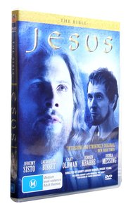 Jesus (Time Life Bible Stories Dvd Series)