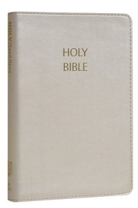 GNB Compact Bible Satin Ivory