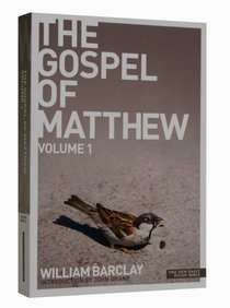 The Gospel of Matthew (Volume 1) (New Daily Study Bible Series)