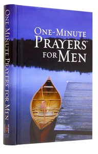 One-Minute Prayers For Men (Gift Edition)