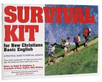 Survival Kit For New Christians (Basic English)