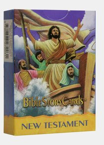 Bible Story Cards New Testament (50 Cards)