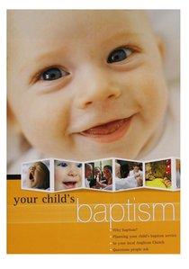 Your Childs Baptism Apba