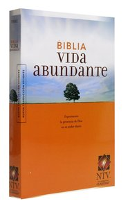 Ntv Vida Abundante (Black Letter Edition) (Abundant Life)