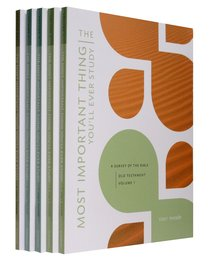 Most Important Thing Youll Ever Study Set (The Most Important Thing YouLl Ever Study Series)
