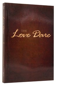 Love Dare (Large Print)