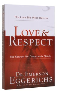 Love and Respect (Large Print)