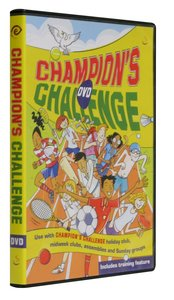 Champions Challenge Holiday Club Programme (Dvd)