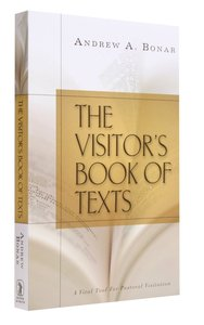 The Visitors Book of Texts