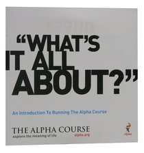 Introductory Guide For Leaders (Alpha Course)
