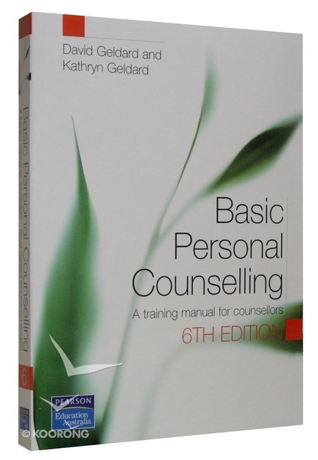 Basic Personal Counselling (6th Edition)