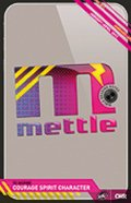 Mettle 2011 #01: Jan-Apr (Every Day With Jesus Series)
