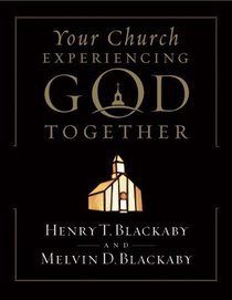Your Church Experiencing God Together (Member Book)