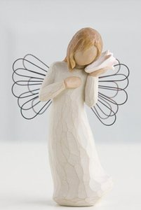 Willow Tree Angel: Thinking of You