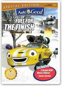 Fuel For the Finish (#01 in Auto B Good Dvd Classics Series)