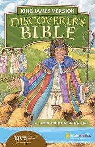 KJV Discoverers Bible (Red Letter Edition)