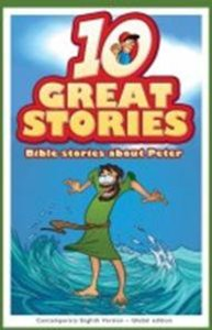 Bible Stories About Peter (10 Great Stories Series)