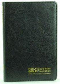 GNB Thinline Bible Black Flexitone Thumb-Indexed
