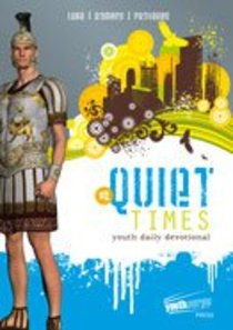 Luke, Romans, Proverbs (#02 in Youthsurge Quiet Times Series)